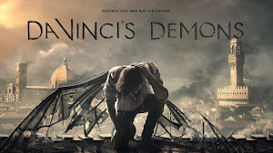 Poster Of English TV Series Da Vinci's Demons (2014) Free Download Full New English TV Series Watch Online At worldfree4u.com