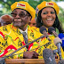 ROBERT MUGABE REMOVED FROM POWER AND HIS FORMER VICE PRESIDENT INSTALLED AS INTERIM PRESIDENT