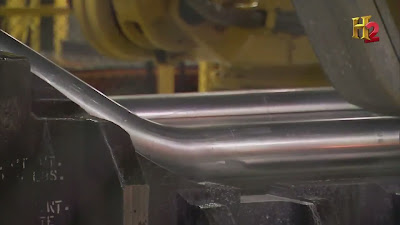Maybach Hydroforming Rail