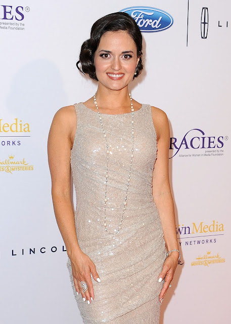 Actress, @ Danica McKellar - 41st Annual Gracie Awards Gala at Beverly Wilshire Hotel, Beverly Hills