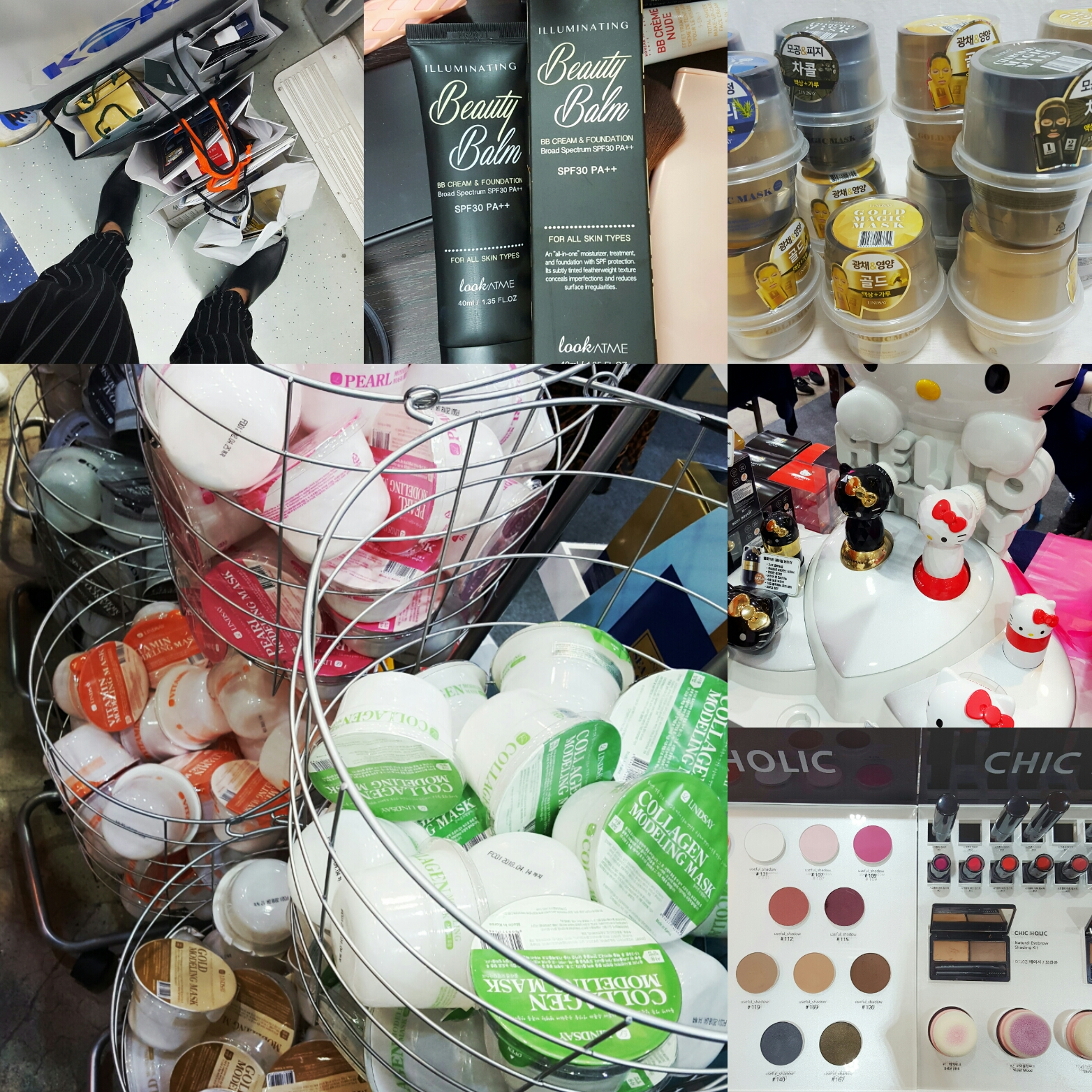 Cosmo Beauty Expo Seoul Haul 2016