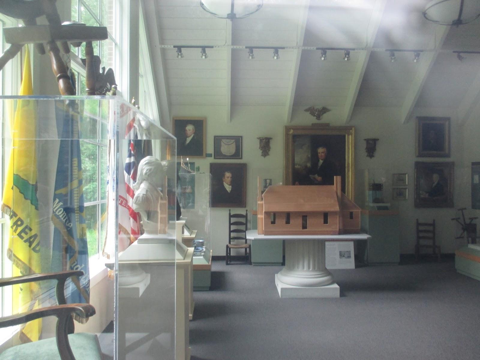 Potus Historical Sites James Monroe