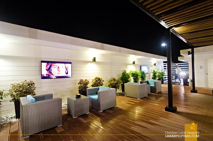Roofdeck Bar Boracay