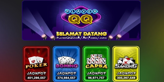 Playerqq situs bandarq online dominoqq poker terpercaya