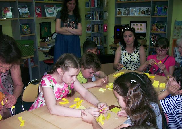 Самарская областная детская библиотека (интересное лето), сделал сам - помоги другу!