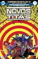 DC Renascimento: Novos Titãs #13