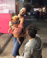 This beautiful LADY thought her man was playing with her when he knelt down to propose! - VIDEOs