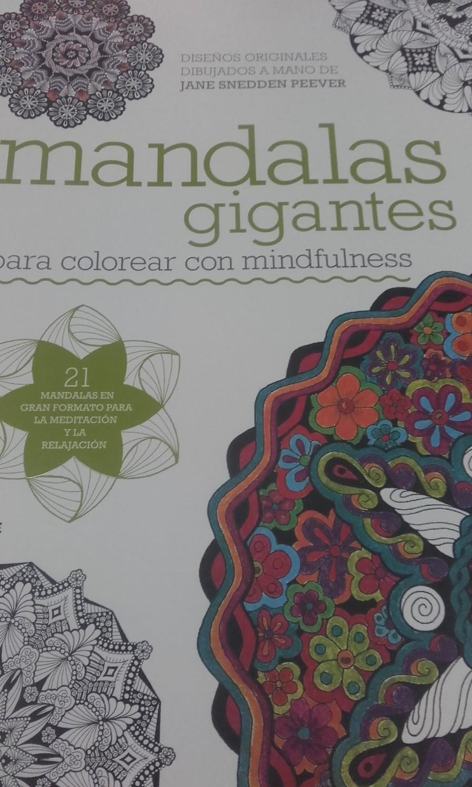 MANUALIDADES SIMBOLOS: LIBROS PARA COLOREAR, MANDALAS