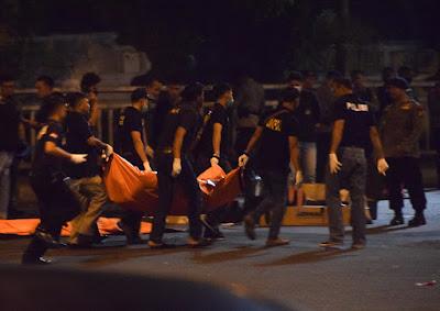 Bom di Kampung Melayu Pertanda Terorisme Muncul Lagi !!