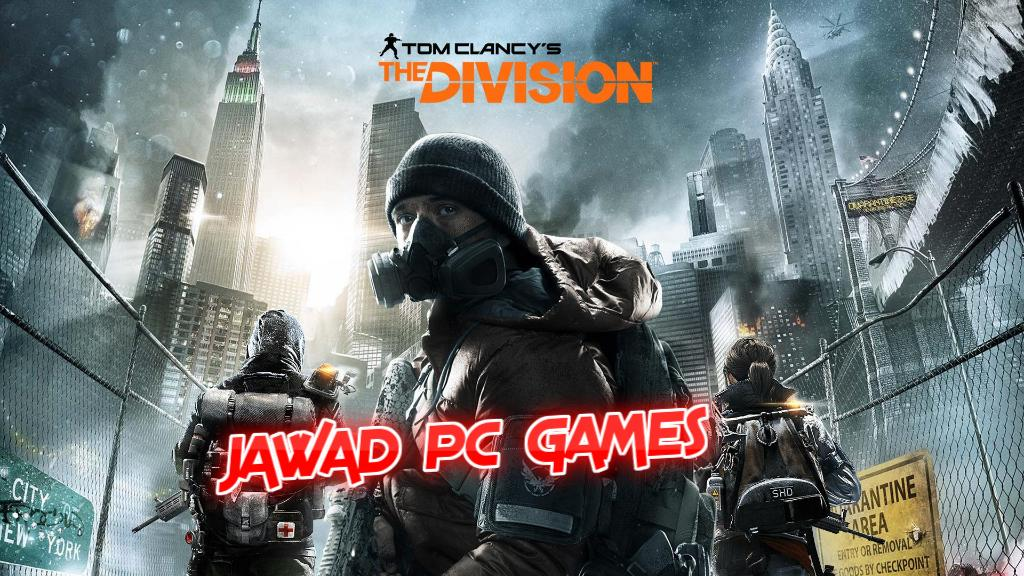 tom clancy the division download in parts