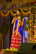 Ramya Behra At Om Namo Venkatesaya Audio launch-thumbnail-4