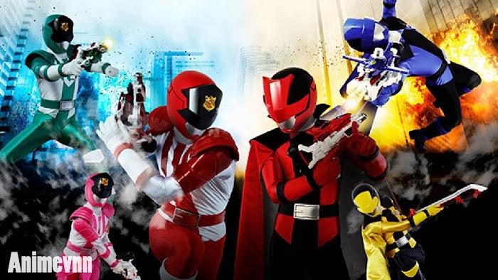 Ảnh trong phim Kaitou Sentai Lupinranger VS Keisatsu Sentai Patranger 1