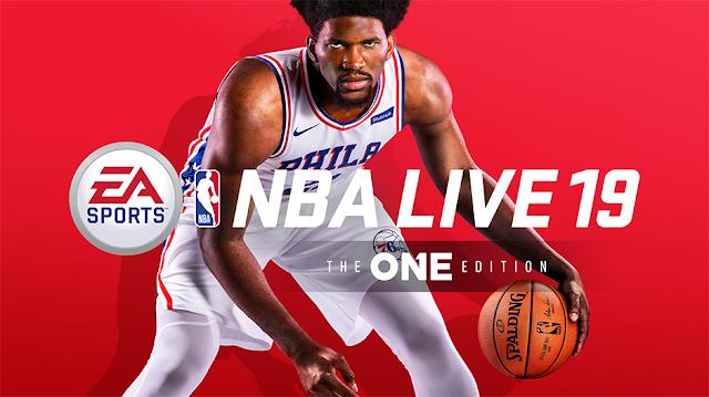 """""""NBA Live 19"""" Game thể thao bóng rổ hot nhất 2018"""