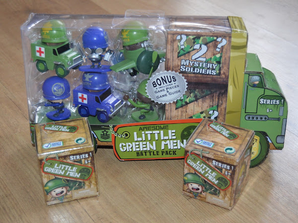 Review - Little Green Men Battle Pack