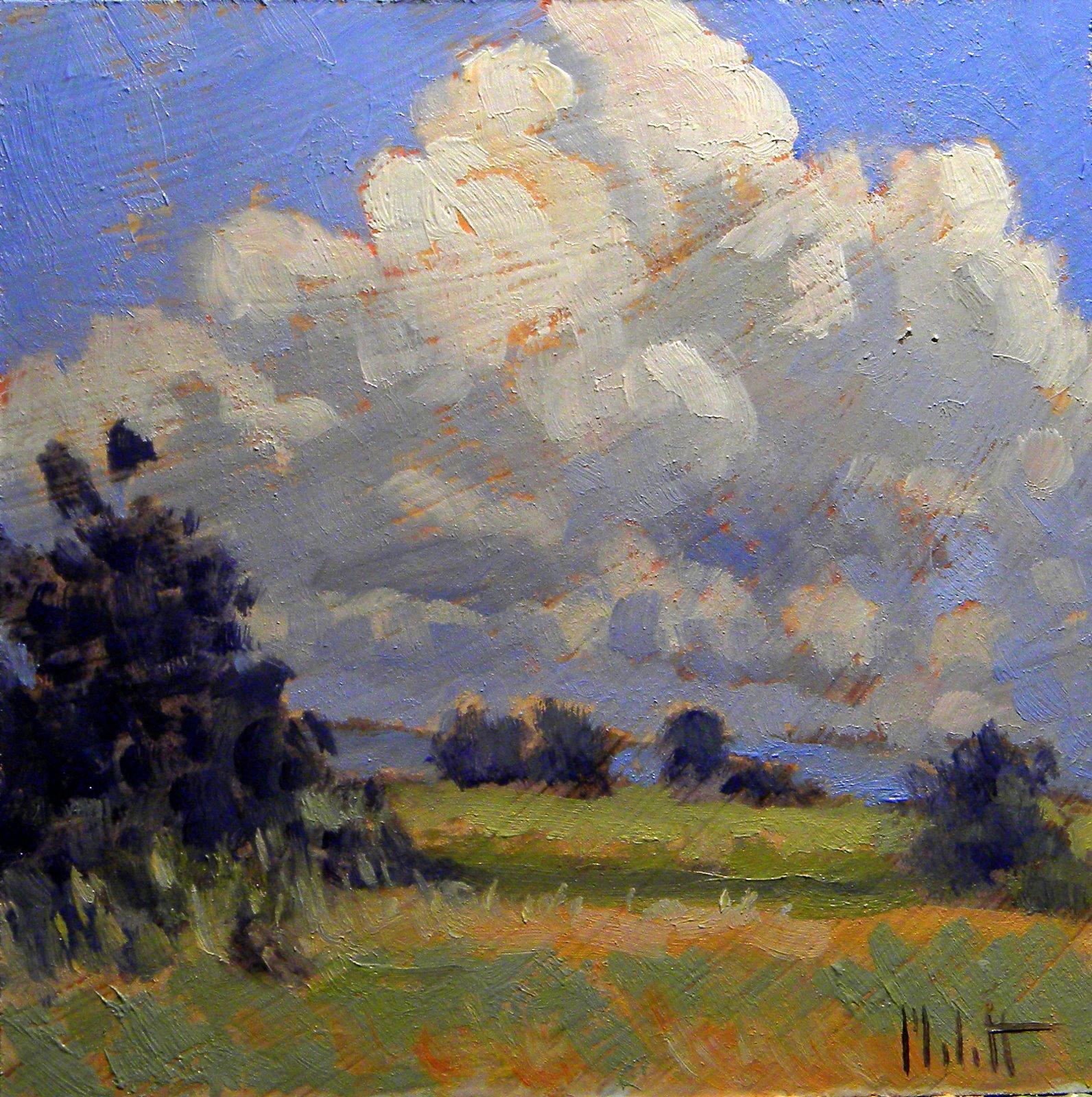 impressionism art landscape - photo #46