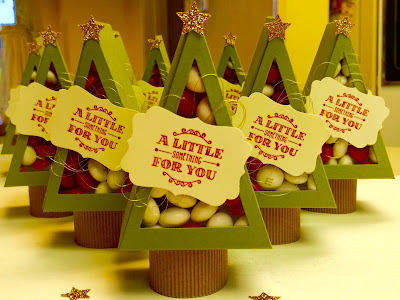 All Things Crafty: 12 Days of Christmas Day 9: Tree Treats