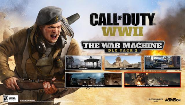 """لنشاهد بالفيديو كواليس تصميم خريطة """" مصر """" في لعبة Call of Duty: WWII و تفاصيل مهمة …"""
