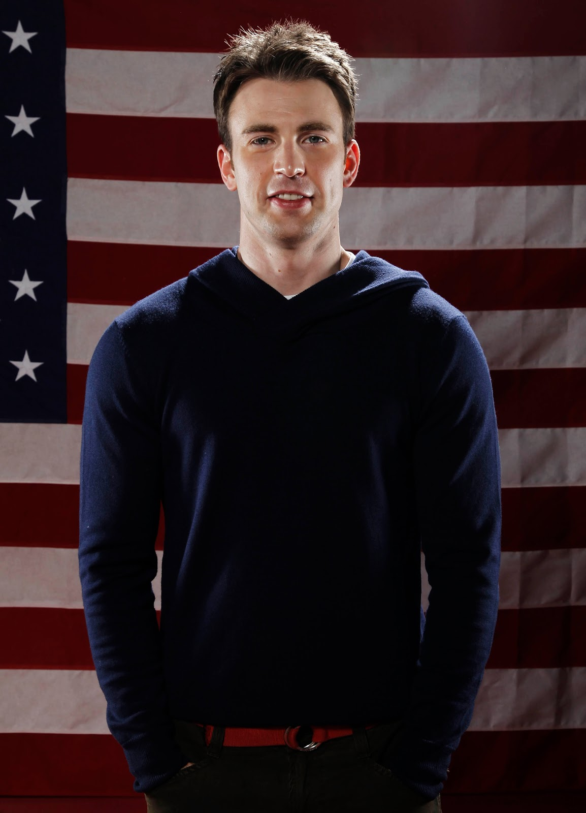 Chris Evans seems ready to retire from playing Captain ...