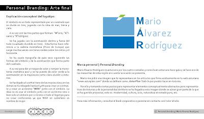 Mario Álvarez Rodriguez | Explicación de la Marca Personal