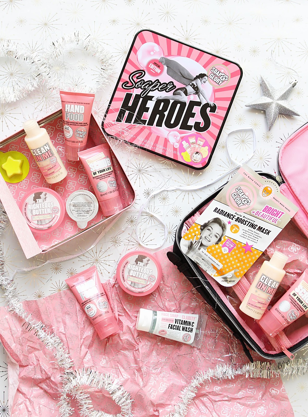 Soap & Glory Christmas Gift Sets From Boots - Life in Excess Blog