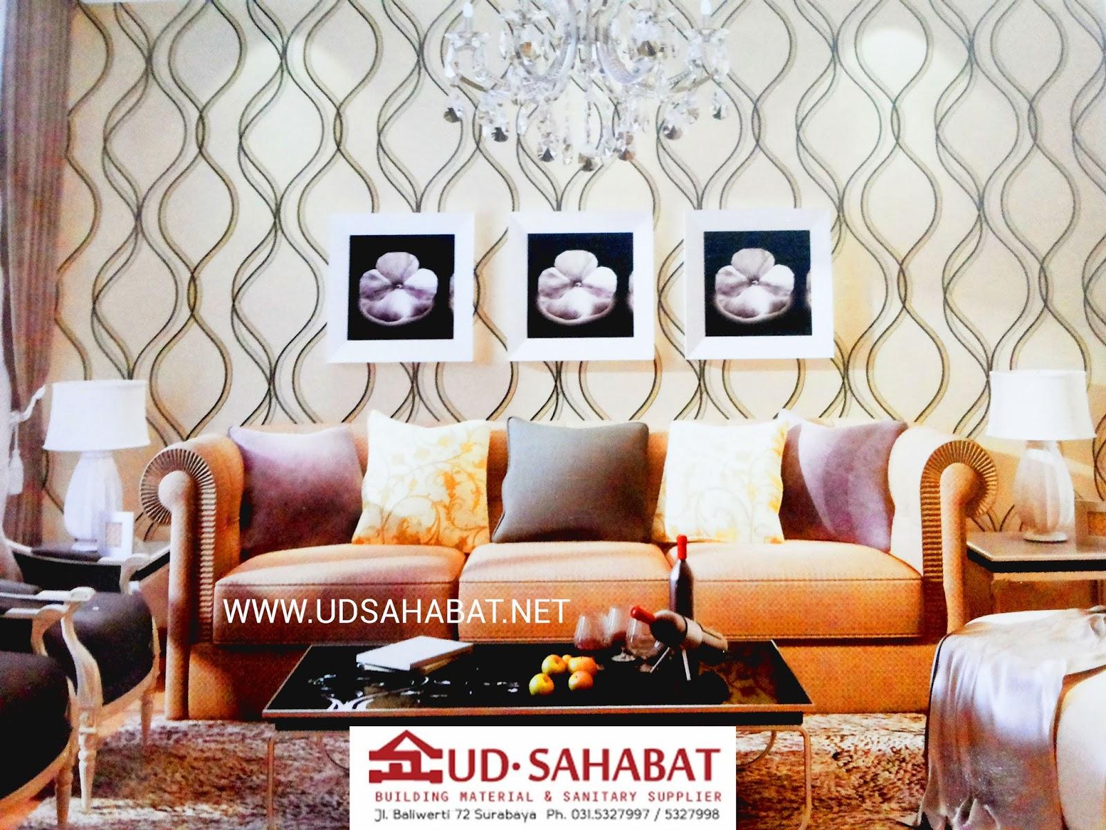 wallpaper kamar surabaya