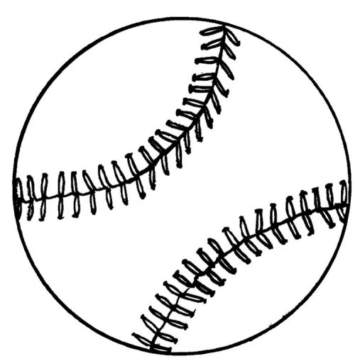 Free Sports Balls Coloring Pages