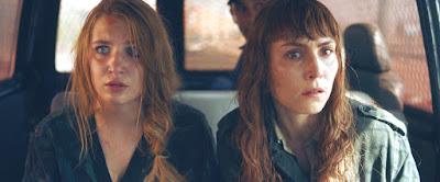 Close 2019 Netflix film Noomi Rapace Sophie Nelisse