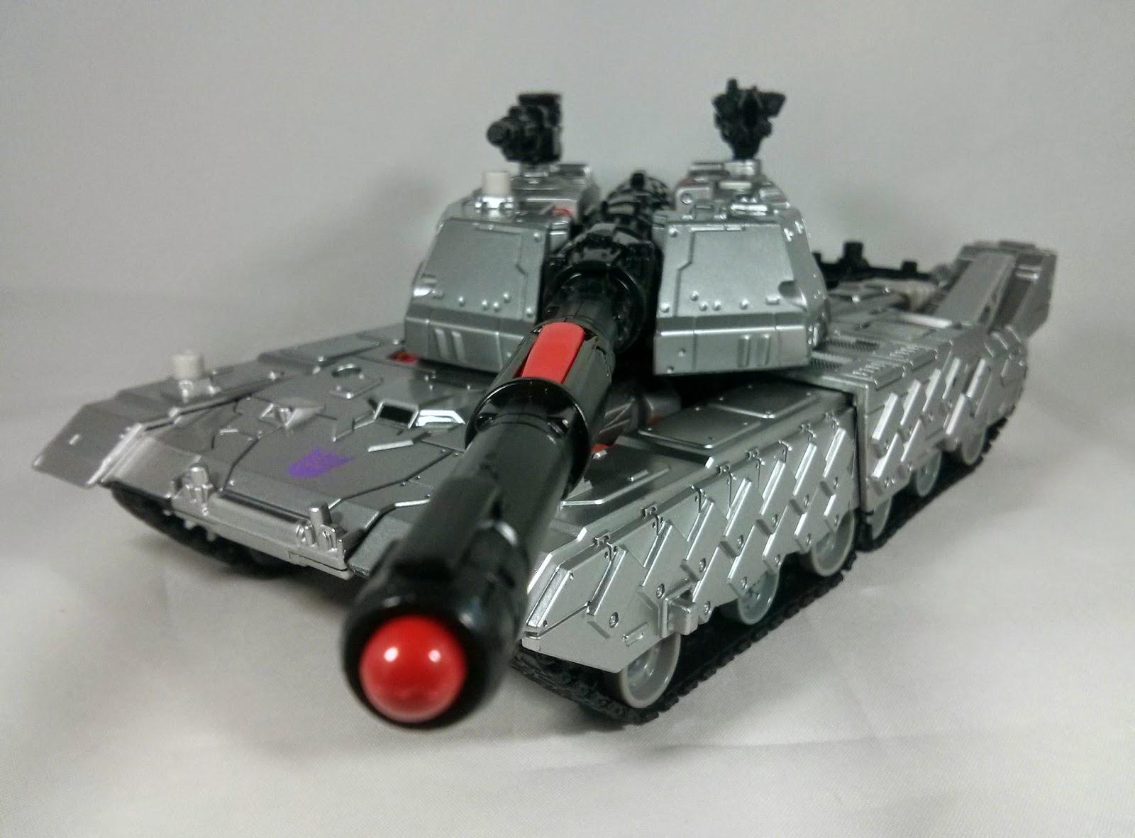 Generations Megatron tank