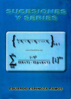 Sucesiones y series infinitas, 2da Edición – Eduardo Espinoza Ramos