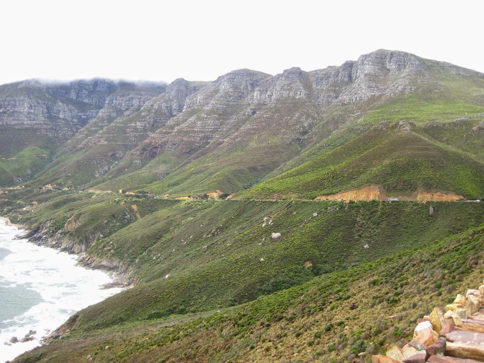 Chapman's Peak Drive Cape Peninsula