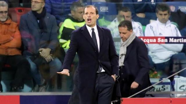 Allegri Telah Capai 200 Kemenangan Di Liga Italia