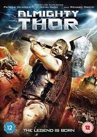 Almighty Thor (2011) Dual Audio 300mb Download Hindi DVDRip