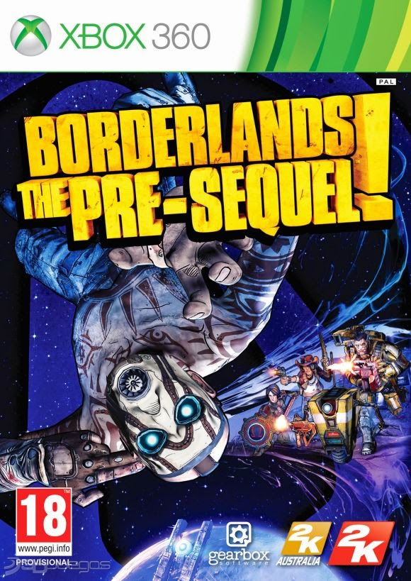 Borderlands The Pre-Sequel XBOX 360 Descargar