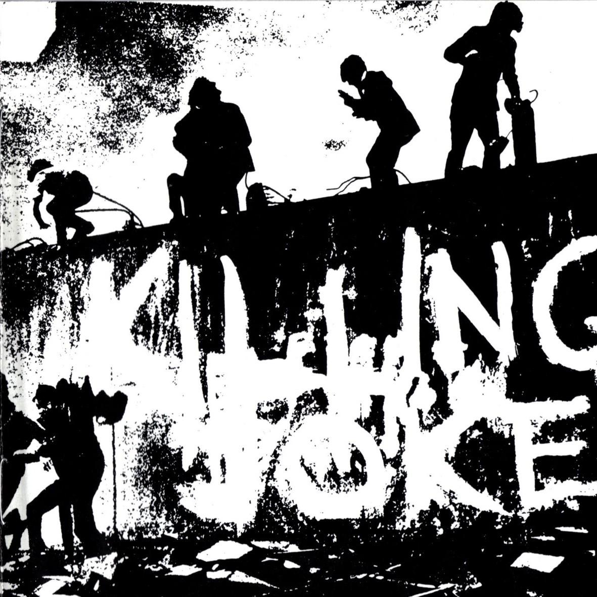 everythingsgonegreen: Classic Album Review: Killing Joke - Killing ...