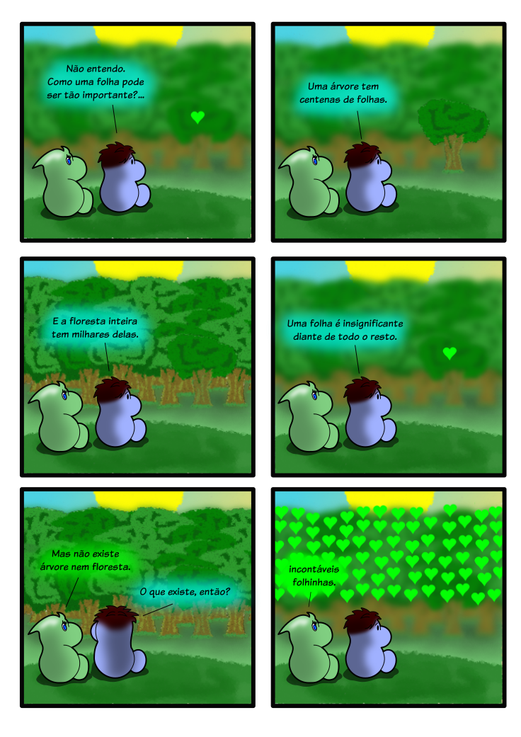 As Folhas