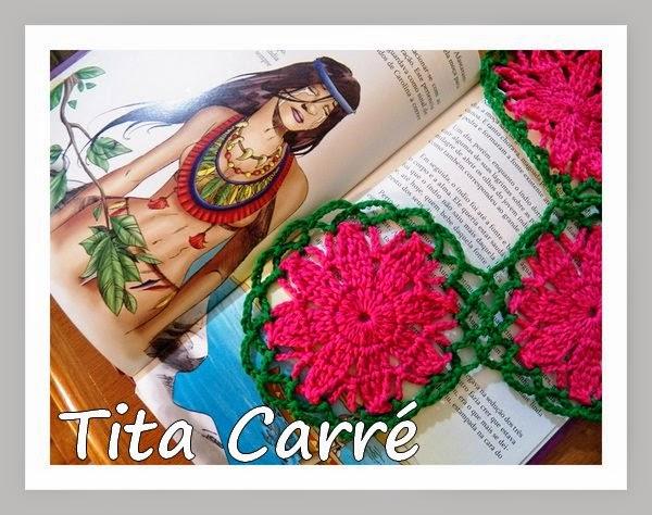 Flower Circle\Círculo de flores e a Moreninha