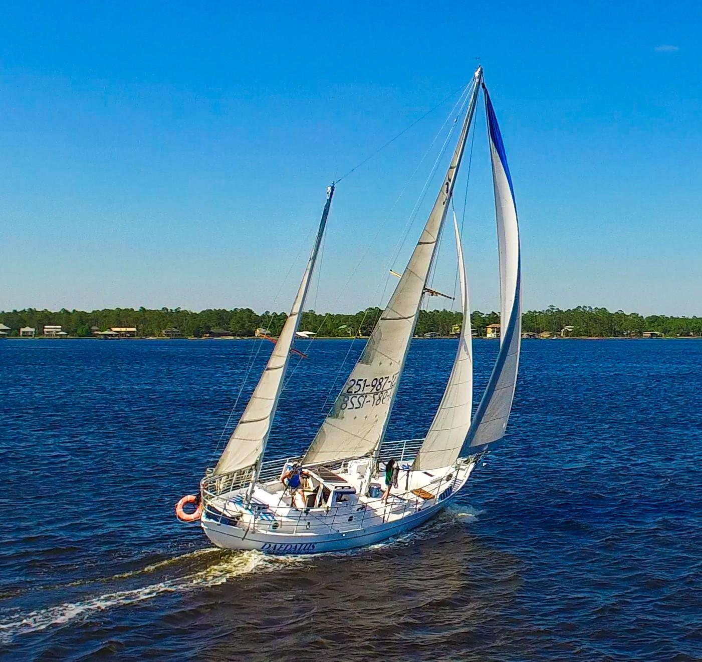 Gulf Ss Al Orange Beach Sailboat Charters Sailing Cruises
