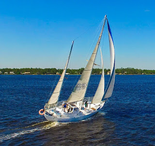 Gulf Shores, AL, Orange Beach, AL, sailboat charters, sailing cruises, sailboat cruises