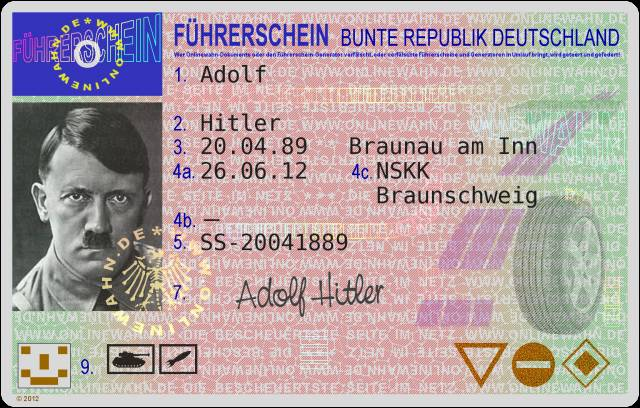 FГјhrerschein Ablaufdatum Deutschland