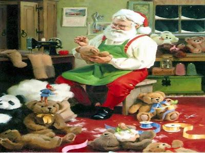 Y Su Juguetes Santa Claus Mágica De Fábrica 9HWIbeED2Y