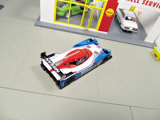 1/64 Nissan GT-R   Le Mans