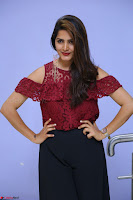 Pavani Gangireddy in Cute Black Skirt Maroon Top at 9 Movie Teaser Launch 5th May 2017  Exclusive 024.JPG