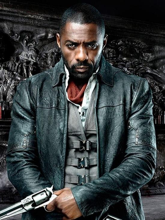 Idris Elba como el pistolero Roland Deschain