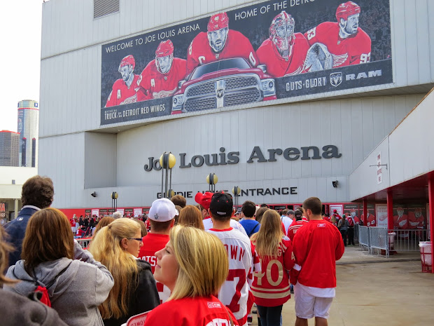 20+ Joe Louis Arena Map Entrence Pictures and Ideas on Meta Networks