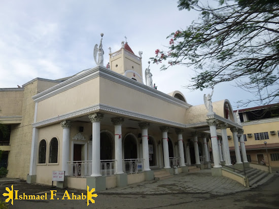 Consolacion Church in Consolacion, Cebu