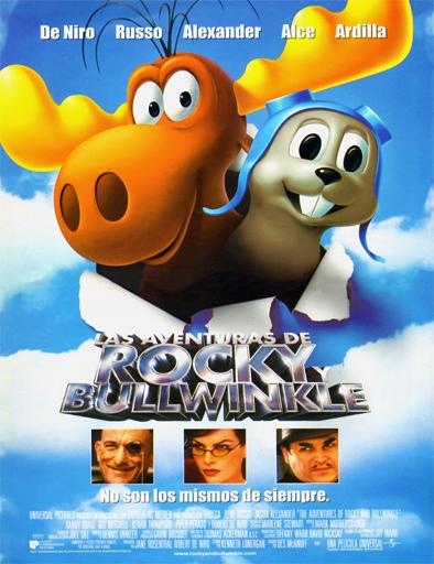 Ver Las aventuras de Rocky y Bullwinkle (2000) Online