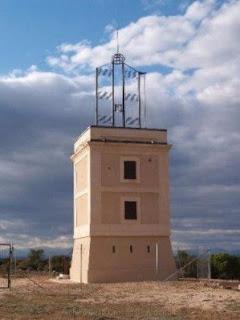 Torre de telegrafía óptica