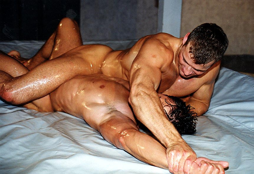 Gay Male Erotic Wrestling 81