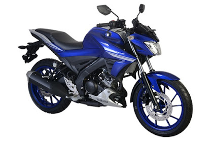 Harga All New Vixion Tipe R 2017