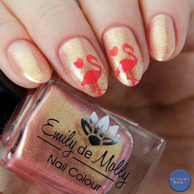 Emily de Molly Meet Me Halfway swatch